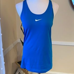 Nike Pro Combat Fitted Tank in Small EUC